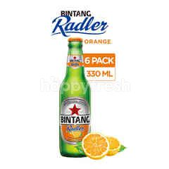 Bintang Radler Orange Bottled Beer