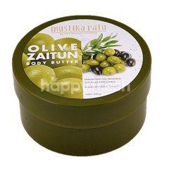 Mustika Ratu Butter Badan Minyak Zaitun