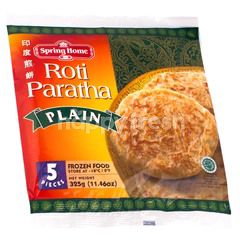 Spring Home Plain Paratha Bread