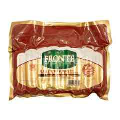 Fronte Blackpepper Beef Sausages