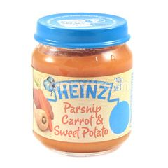 Heinz Parsnip Carrot & Sweet Potato Puree 1-5 Years
