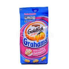 Pepperidge Farm Goldfish Grahams Vanilla Cupcake