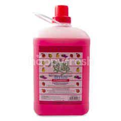 Yuri Strawberry Fragrance Soft & Gentle Hand Soap