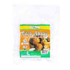 Shaza Cilok Ahaay Isi Ayam