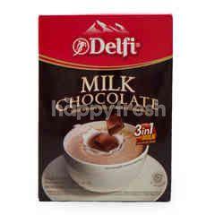 Delfi Milk Chocolate