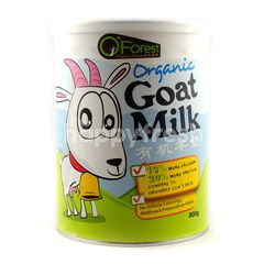 Susu Kambing Organik