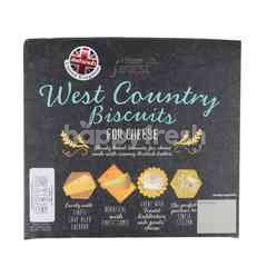 Tesco Finest West Country Biscuits For Cheese