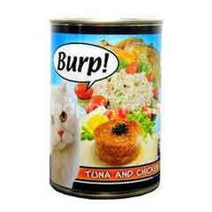 Burp! Tuna And Chicken In Jelly 368g