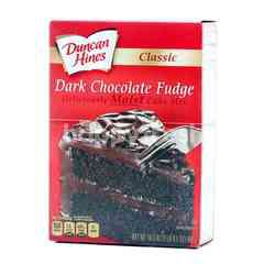 Duncan Hines Hines Classic Dark Chocolate Fudge