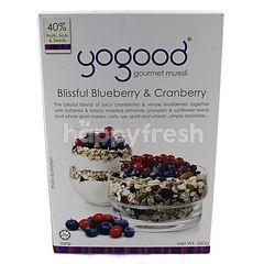 Yogood Blissful Berry And Cranberry Gourmet Muesli