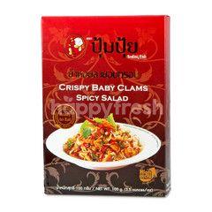 Pumpui Crispy Baby Clams Spicy Salad