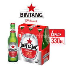 Bintang Pilsener Bottled Beer Multi-pack
