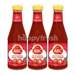 ABC Tomato Ketchup Triplepack 335ml