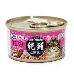 Careline Tuna With Mussel Flavoured Cat Food