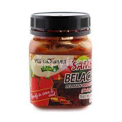 Yes Gourmet Belacan Chilli Sauce (Shrimp Paste)