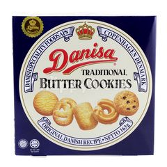 Danisa Traditional Butter Cookies