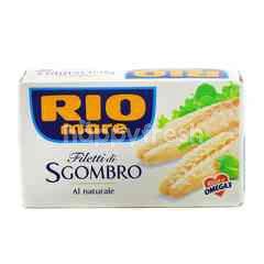 Rio Mare Filetti Di Sgombro Al Naturale