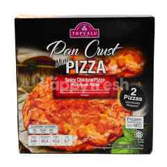 TOPVALU Pan Crust Spicy Chicken Mini Pizza