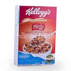 Kellogg's Sereal Campuran dengan Kismis, Kurma, dan Almond