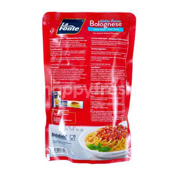 La Fonte Bolognese Sauce Pasta Chicken Flavour