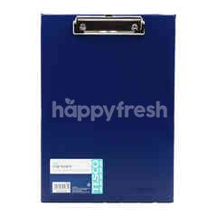 Tesco Blue A4 Clip Board