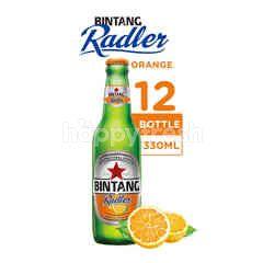 Bintang Radler Orange Bottled Beer 12 Packs
