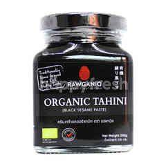 Rawganiq Organic Tahini Black Sesame Paste