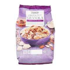 Tesco Fruit and Nut Granola