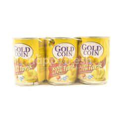 GOLD COIN Kopi & Teh Tarik Sweetened Creamer