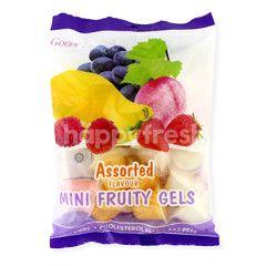 Goody Assorted Flavor Mini Fruity Gels