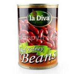 La Diva Red Kidney Beans In Brine