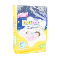 Baby Love Night Pants L 42 Pcs