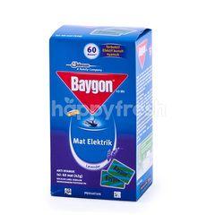 Baygon Mat Elektrik Lavender