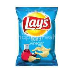 Lay's Salt & Vinegar Flavored Potato Chips