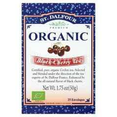 St. Dalfour Organic Black Cherry Tea