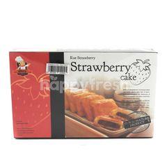 Glory Snack Strawberry Cake