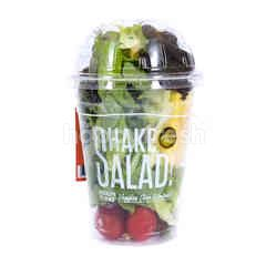 Amazing Farm Shake Salad! Indian Shake