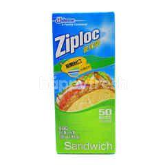 Ziploc 50 Bags Sandwich