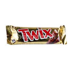 Twix A Delicious Mix Of Milk Chocolate Caramel And Crunchy Biscuit