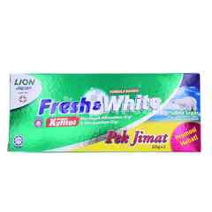 Lion Fresh & White Toothpaste - Fresh Cool Mint