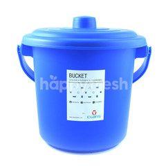 Claris Bucket Plastic Pax Pail Blue (5 liter)