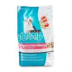Purina One Cat Food Adult Salmon & Tuna