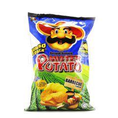 Mister Potato Jumbo Pack Barbecue Flavour Potato Chips