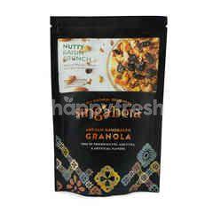 Singabera Nutty Raisin Crunch Artisan Handbaked Granola