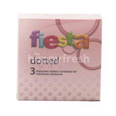 Fiesta Dotted Condom