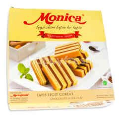 Monica Lapis Legit Coklat