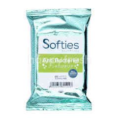 Softies Anti Bacterial Body Wipes