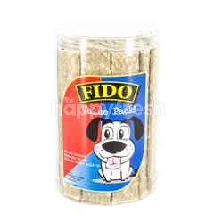 "FIDO Value Pack Munchy Stripe 5""3/4"