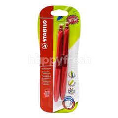 Stabilo Performer+ Red Fine