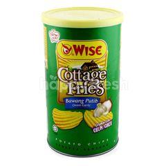 Wise Cottage Fries Onion Garlic Potato Chips